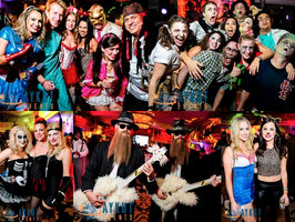 W Hotel San Francisco / Oct 25 / Halloween...