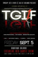 TGI1F: The GRAND OPENING of 1st Fridays for Young...