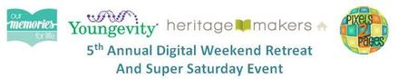 5th Annual Digital Weekend Retreat