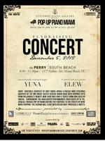 Steinway & Sons Miami Present Pop-Up Piano Miami...