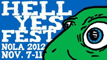 Hell Yes Fest Pass (Early Bird #1)