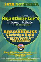 Loisirslit & GNO Sounds Presents: Headquarters Bayou...