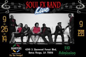 Live Music by Soul FX