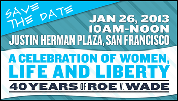 Celebrate Women, Life and Liberty