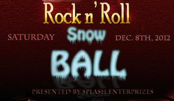 Rock n' Roll Snow Ball