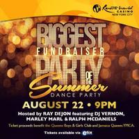 Biggest Fundraiser Dance Party of the Summer