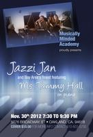 Jazzi Jan & Bay Area's Finest Tammy Hall on Piano