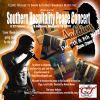 SOUTHERN HOSPITALITY PEACE CONCERT AUDITIONS