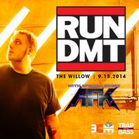 Pre-Sale Tickets for RUN DMT & AFK