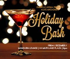 ALIVE's Annual Holiday Bash