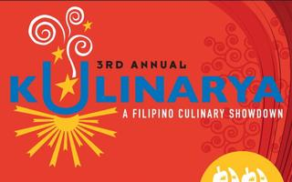3rd Annual Kulinarya, A Filipino Culinary Showdown