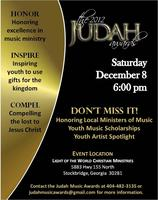 2012 Judah Music Awards