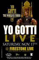 YO GOTTI LIVE IN CONCERT FLORIDA CLASSIC WEEKEND