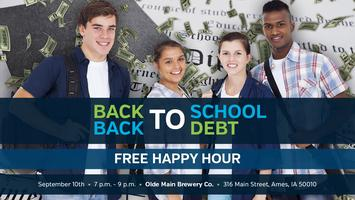 Back to School, Back to Debt - Ames, Iowa