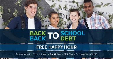 Back to School, Back to Debt - Iowa City, Iowa