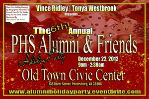 Sixth Annual PHS Alumni & Friends Holiday Party