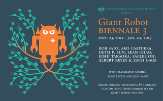 Giant Robot Biennale 3 Closing Party