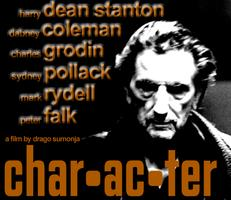 char•ac•ter - starring Charles Grodin, Harry Dean...