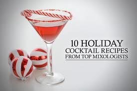 Holiday Cocktail Class and Tasting with Lynn Burgett