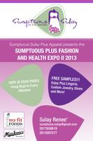 Sumptuous PLUS Fashion and Health Expo II
