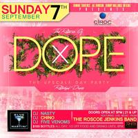 D.O.P.E. {DAYTIME'S OUTSTANDING PARTY EXPERIENCE...