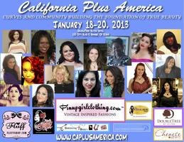 California Plus America Pageant Events
