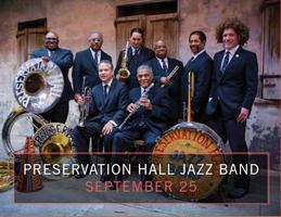 Preservation Hall Jazz Band Concert, presented by Bass...