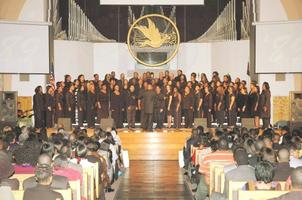 Another Peace Reunion Choir in Concert