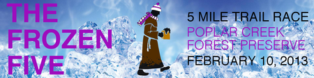 The Frozen Five Trail Race
