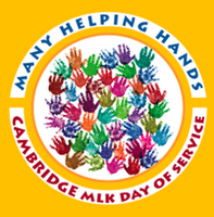 Many Helping Hands • 3rd Annual Cambridge MLK Day of...