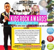 "Demi Lobo ""KIDS ROCK AWARDS"""