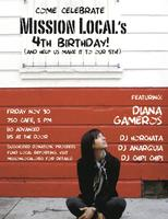 Mission Local turns 4!