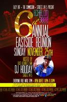 6TH ANNUAL EASTSIDE REUNION