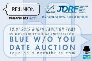 Re:Union: Blue Without You Date Auction