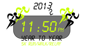Year to Year Fun Run/Walk/Relay and BB tournament