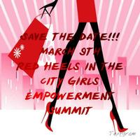 Red Heels in the City Girls Empowerment Summit