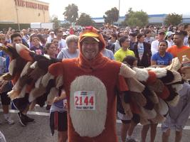 35th Annual Thanksgiving Day 3-mile Fun Run