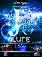 The 1st Annual J Parade [XMAS EVE 2012 @ LURE]