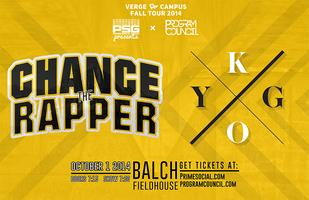 Chance The Rapper & Kygo