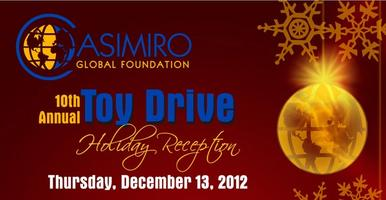 10th Annual Toy Drive and Holiday Reception