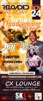 Reloaded Saturday Annual ThanksGiving Soiree 11/24 @...