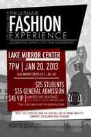 13th Annual MLK Jr. Ultimate Fashion Experience!