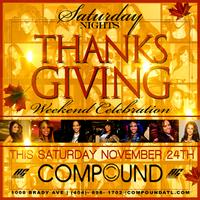 AG Entertainment Presents Compound Saturday Nights  ::...