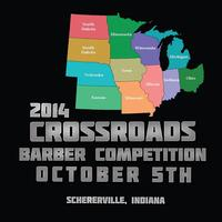 2014 Crossroads Barber Competition