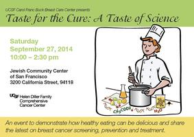Taste for the Cure: A Taste of Science