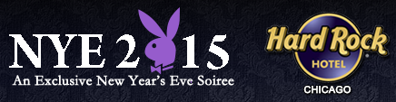 New Years Eve Soiree at Hard Rock Hotel Chicago