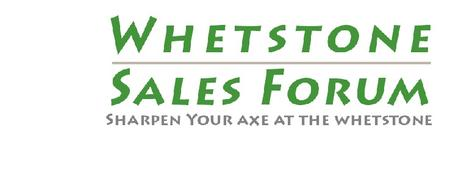 Whetstone Sales Forum Lunch and Learn Dec 11, 2012