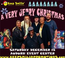 Melvin & JGB + Achilles Wheel - A Very Jerry Christmas...