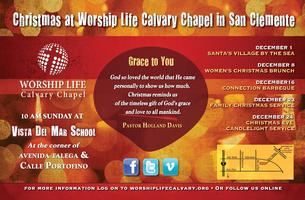 Christmas Caroling with Worship Life Calvary Chapel