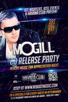 DJ Mogill CD Release Party